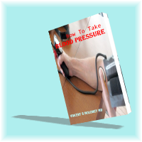 Cover for ebook How To Take Blood Pressure